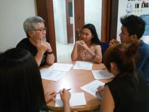 Negotiating Activity