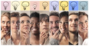 People-expressing-different-ideas-